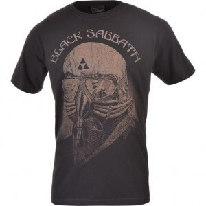 Camiseta Black Sabbath - US Tour '78