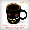 Capa PodCaverna Café - Episódio 05