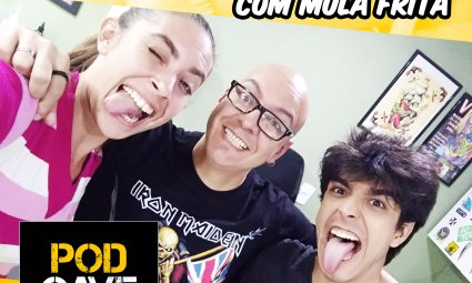 Episódio 40 - Tattoo com Mula Frita