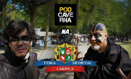 Podcaverna na V Feira Medieval Carioca 2018
