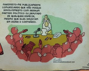 Coletiva de imprensa - Carlos Ruas