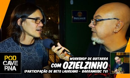 Workshop de guitarra com Ozielzinho