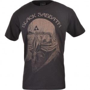 Camiseta Black Sabbath - US Tour '78