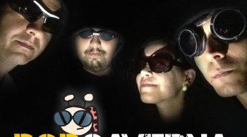Capa Podcaverna – Episódio 12: Comics e Webcomics