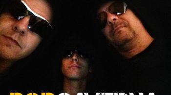 Capa PodCaverna – Episódio 13: Viver de Rock'n'roll