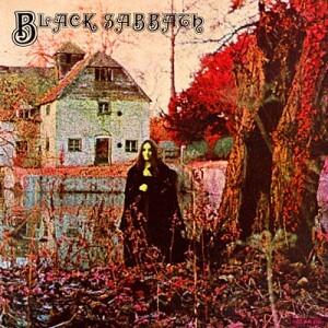 capa do álbum Black Sabbath (1970)
