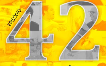 Episódio 42 – Ficção Científica com Waffle Quântico