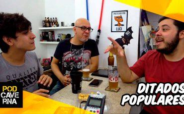 Ditados populares – PodCaverna