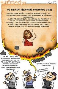 Os falsos profetas - Carlos Ruas