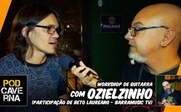 Workshop de guitarra com Ozielzinho