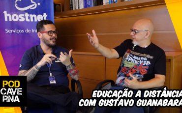 Educação a distância com Gustavo Guanabara