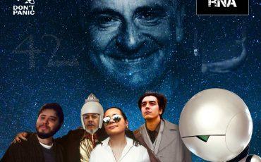 PodCaverna – Episódio 48 – Douglas Adams e o Guia do Mochileiro das Galáxias