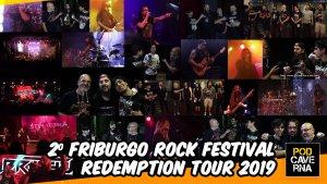 2º Friburgo Rock Festival | Redemption Tour 2019