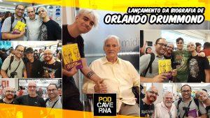 Lançamento da biografia de Orlando Drummond