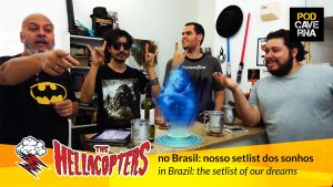 The Hellacopters no Brasil: nosso setlist dos sonhos   the setlist of our dreams