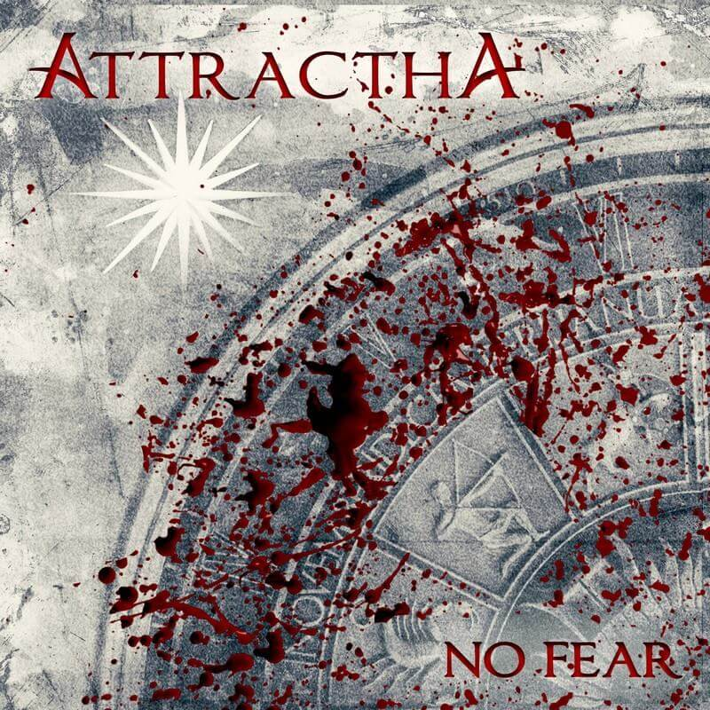 Capa do álbum No Fear To Face What's Buried Inside You do AttracthA