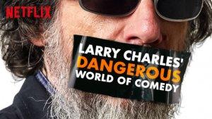 Larry Charles: desvendando o senso de humor dos lugares mais perigosos do mundo