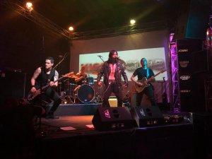 Banda SURR - Foto: May Santos