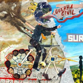 Novo single da banda SURR: Guerra Civil