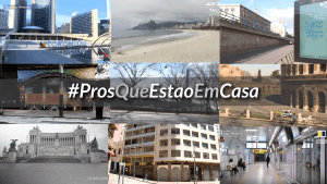 Vídeo Clipe #ProsQueEstaoEmCasa, do Uns e Outros
