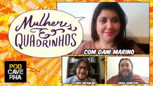 Mulheres e Quadrinhos com Dani Marino
