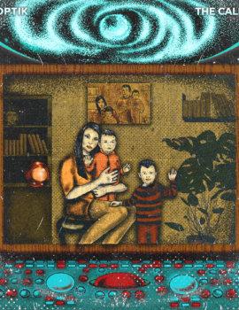 Sinoptik – The Calling Cover